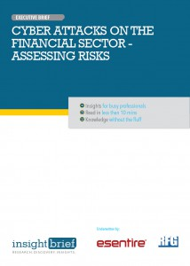 Cyber Attacks on the Financial Sector – Assessing Risks