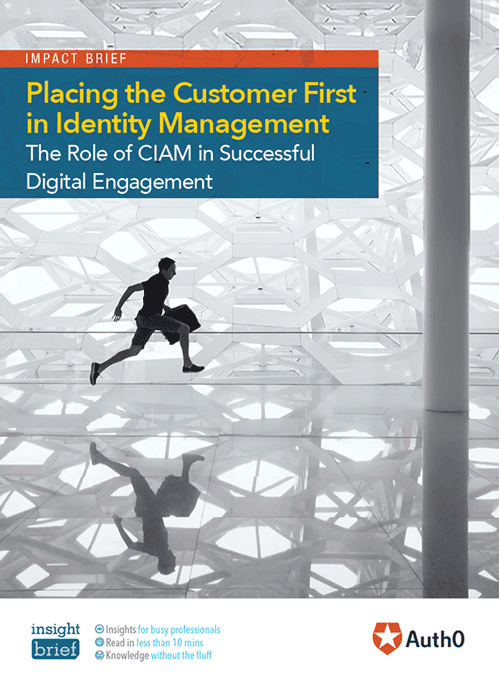 Placing the Customer First in Identity Management