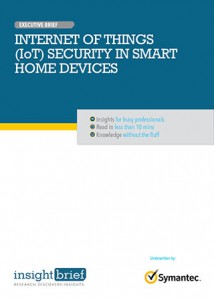 Internet of Things (IoT) Security in Smart Home Devices