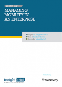 Managing Mobility in an Enterprise