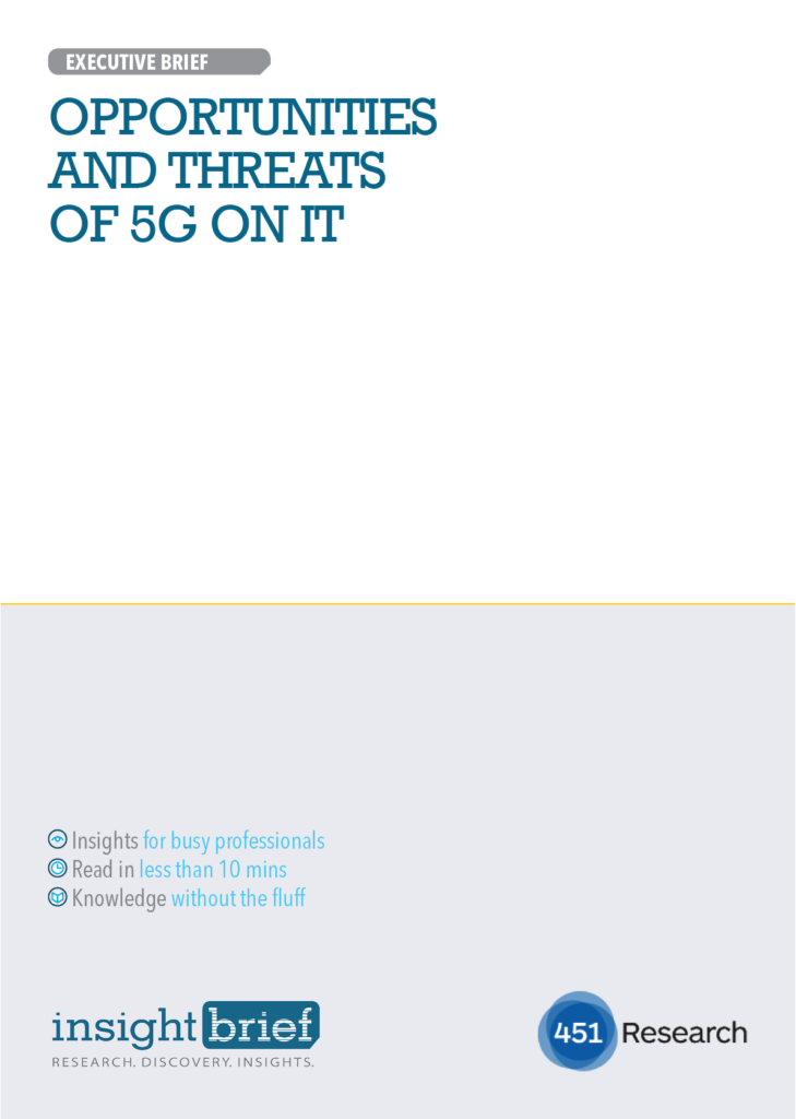 Opportunities and Threats of 5G on IT