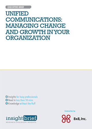 Unified Comms: Managing Change and Growth in Your Organization