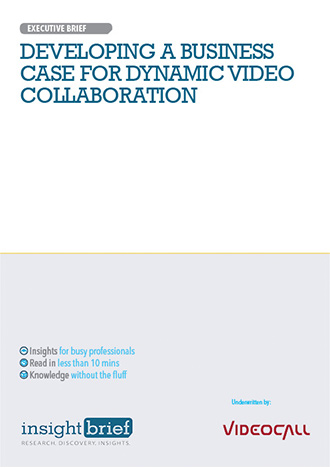 Developing a Business Case for Dynamic Video Collaboration