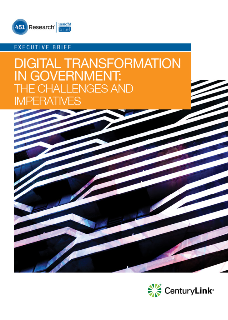 Digital Transformation in Government: The Challenges and Imperatives