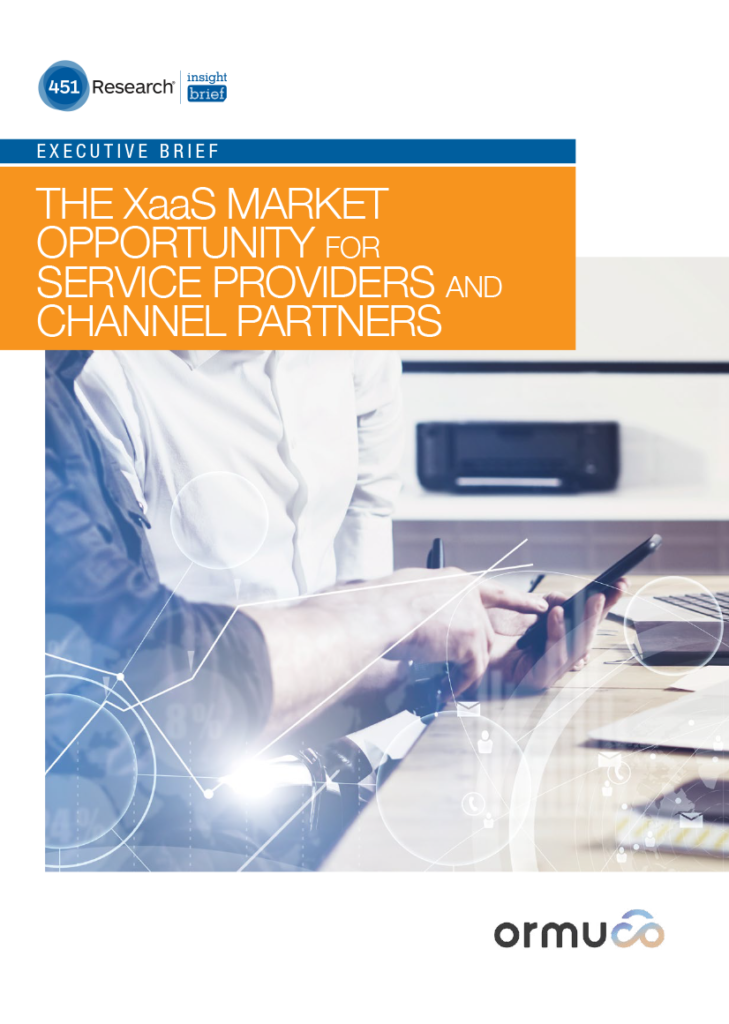 The XaaS Market Opportunity for Service Providers and Channel Partners