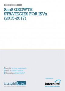SaaS Growth Strategies for ISVs (2015-2017)