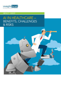 AI in Healthcare – Benefits, Challenges & Risks